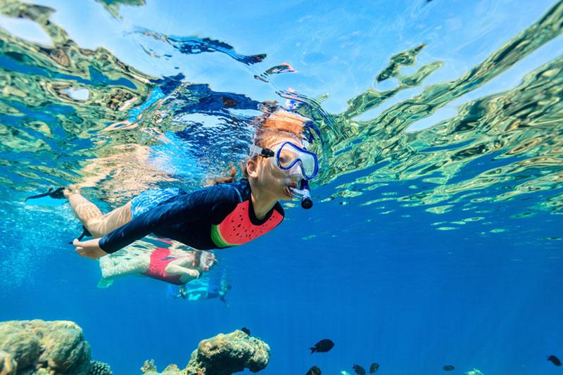 snorkeling costa brava