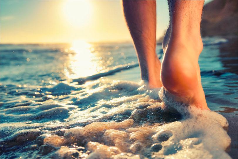paseo playa aro