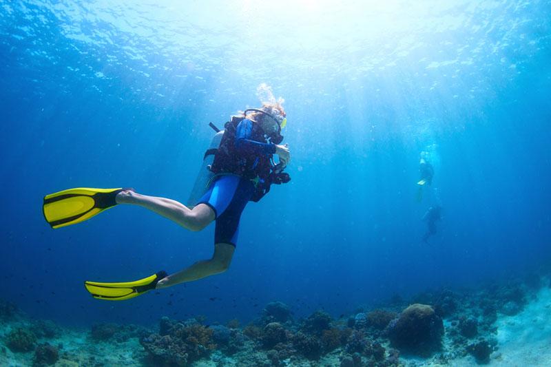 bautizo submarinismo costa brava