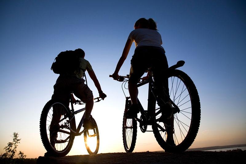 bicicleta btt costa brava